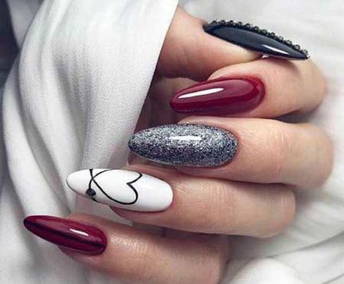 Simple Cute Nail Designs