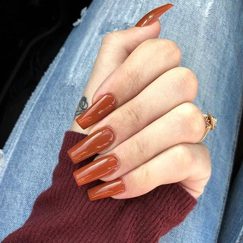 Best Color For Acrylic Nails