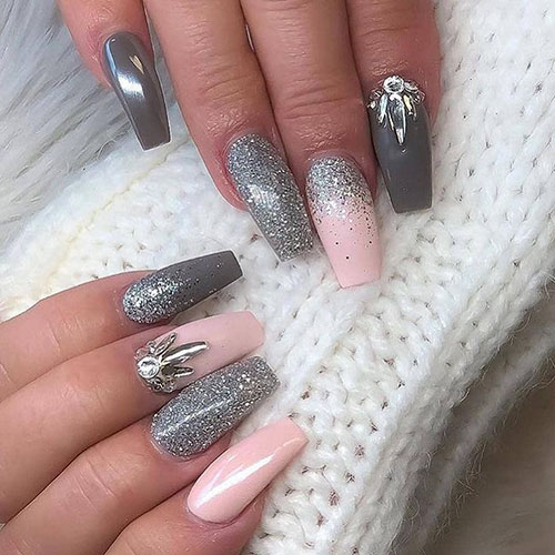 Fancy Nails On Crossover