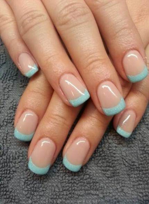 French Manicure Nail Ideas