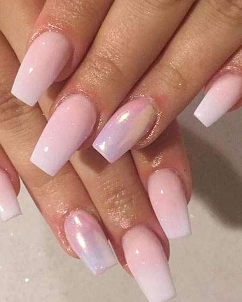 Nails Acrylic Square