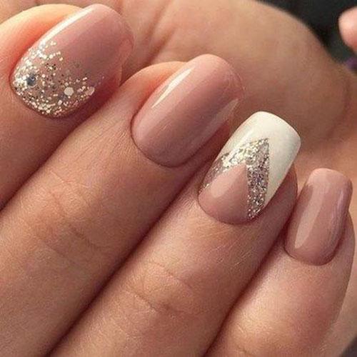 Simple Elegant Nail Designs
