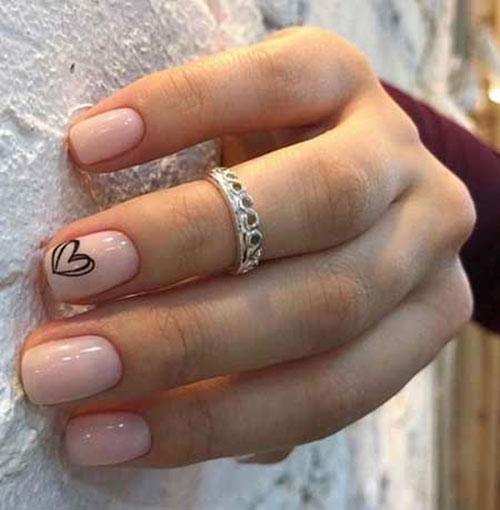 Simple But Elegant Nail Designs