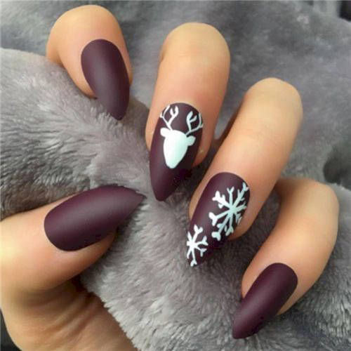 2019 Winter Nail Trends