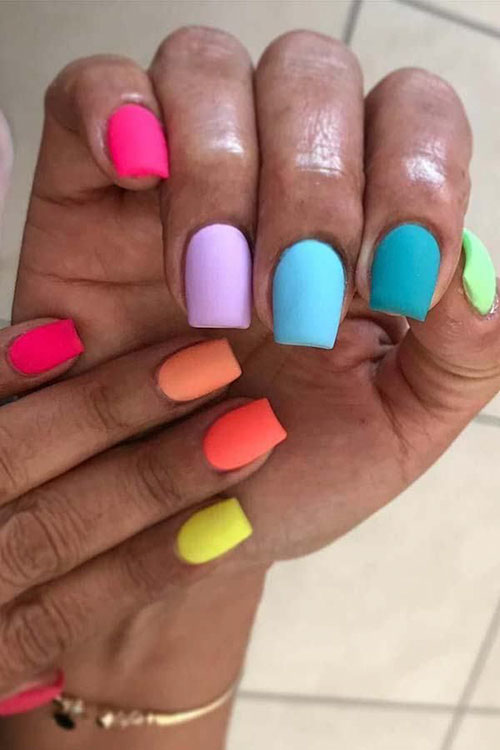 Nail Designs For Teens