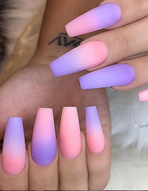 Pictures Of Ombre Nails