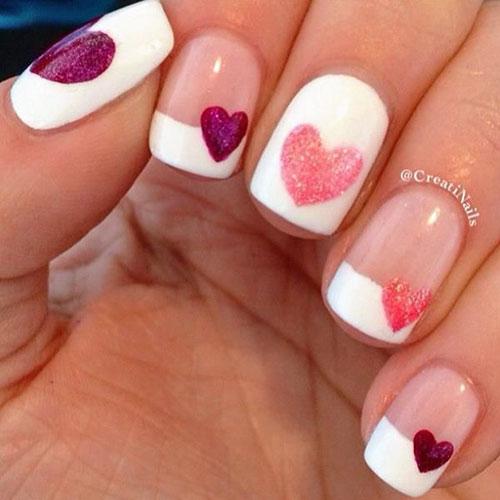 Nail Valentine'S Day Designs