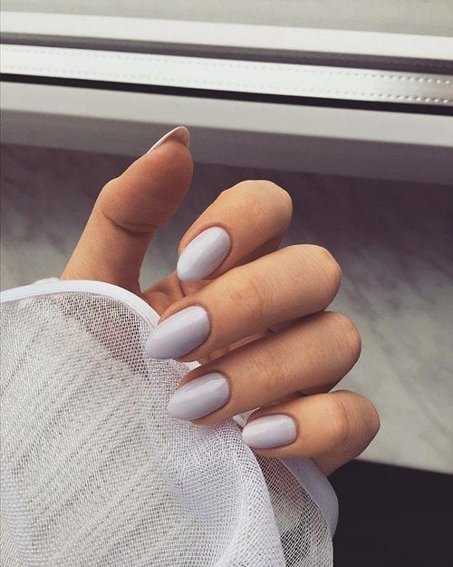 Almond Milk Nails