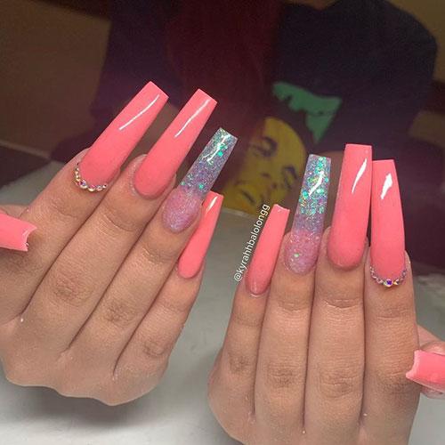 Acrylic Nails Super Long