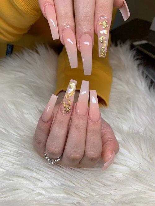 Extra Long Acrylic Nails