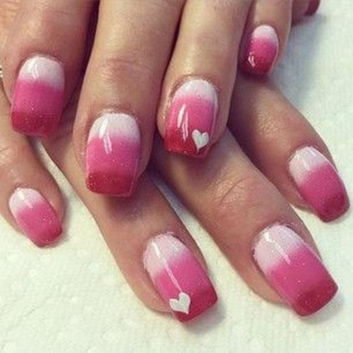 Nails Valentine'S Day