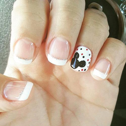Minnie Mickey Nails