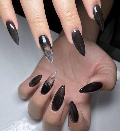 Black Label Nails
