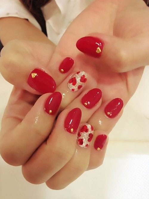Nail Designs 2020 Valentine'S Day